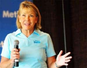 Cindy is a veteran of five U.S. Women's Opens, she is a former LPGA Tour Player and presently a Class A LPGA Professional.