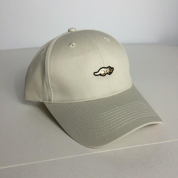 Khaki Platypus Cap